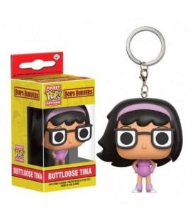 Pocket Pop! Keychain - Buttloose Tina