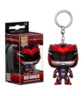 Pocket Pop! Keychain - Red Ranger