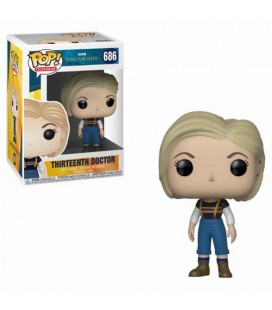 Pop! Thirteenth Doctor [686]