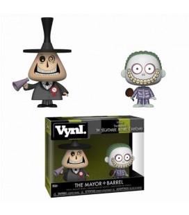Vynl. The Mayor & Barrel