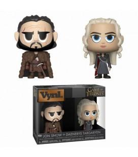 Vynl. Jon Snow & Daenerys Targaryen