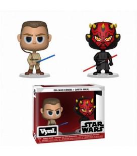 Vynl. Obi-Wan Kenobi & Darth Maul