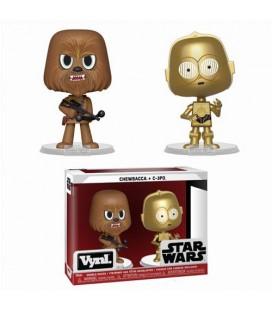 Vynl. Chewbacca & C-3PO
