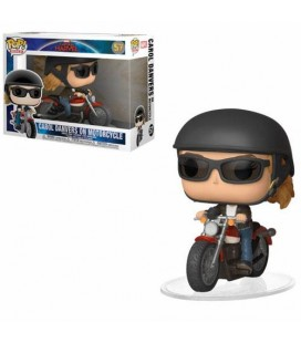 Pop! Rides Carol Danvers on Motorcycle [57]