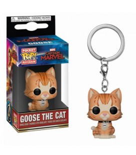 Pocket Pop! Keychain - Goose The Cat