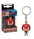 Pocket Pop! Keychain - Captain marvel