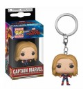 Pocket Pop! Keychain - Captain marvel Unmasked