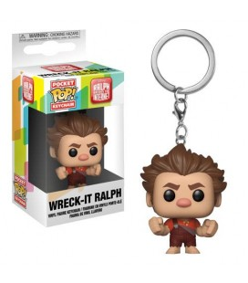 Pocket Pop! Keychain - Wreck-It Ralph