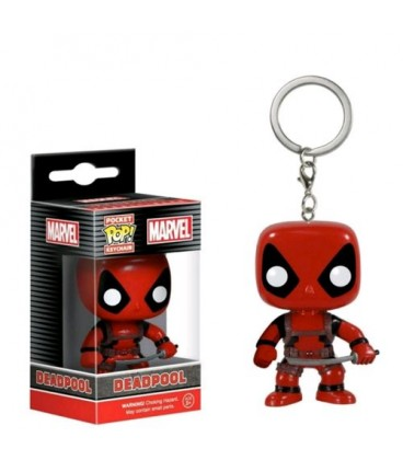 Pocket Pop! Keychain - Deadpool
