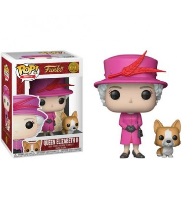 Pop! Queen Elisabeth II [01]