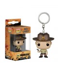 Pocket Pop! Keychain - Rick Grimes