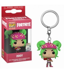 Pocket Pop! Keychain - Zoey