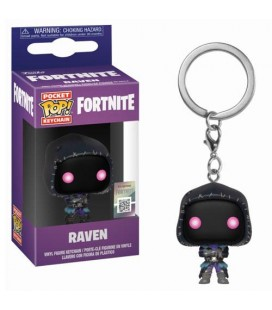 Pocket Pop! Keychain - Raven