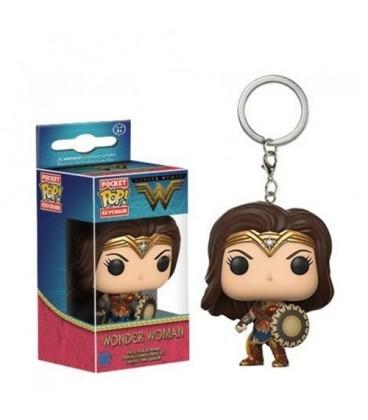 Pocket Pop! Keychain - Wonder Woman