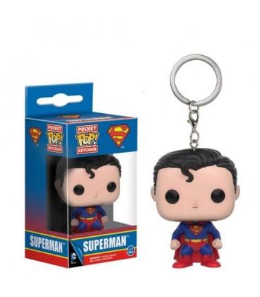 Pocket Pop! Keychain - Superman