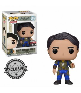 Pop! Vault Dweller (Male) Limited Edition [385]