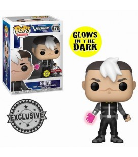 Pop! Shiro GITD Limited Edition [478]