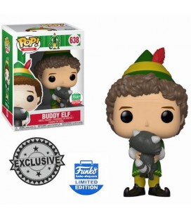 Pop! Buddy Elf Limited Edition [638]