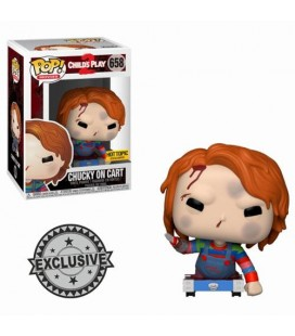 Pop! Chucky On Cart Limited Edition [658]