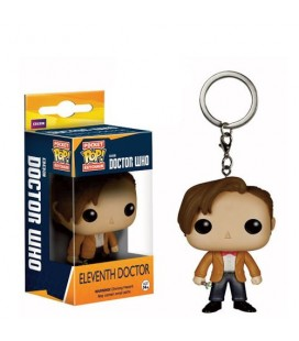 Pocket Pop! Keychain - Eleventh Doctor