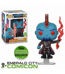 Pop! Yondu Spring Convention 2018 Limited Edition [310]