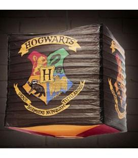Abat-Jour Lanterne en papier Hogwarts