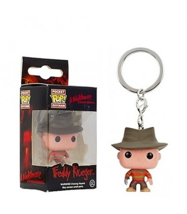 Pocket Pop! Keychain - Freddy Krueger