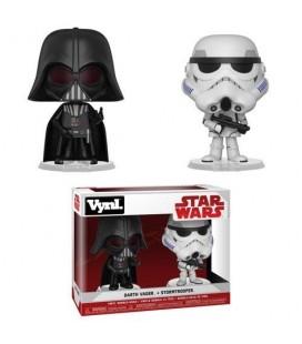 Vynl. Darth Vader & Stormtrooper