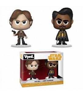 Vynl. Han Solo & Lando Calrissian