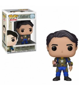 Pop! Vault Dweller (Male) [371]