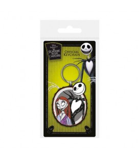 Porte-clés Jack & Sally