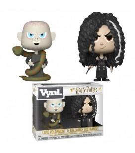 Vynl. Lord Voldemort & bellatrix Lestrange