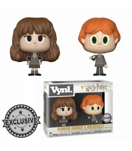 Vynl. Hermione Granger et Ron Weasley Limited Edition