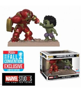 "Pop! Hulkbuster Vs Hulk ""Movie Moments"" NYCC 2018 [389]"