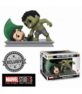 "Pop! Hulk Smashing Loki ""Movie Moments"" Limited Edition [362]"