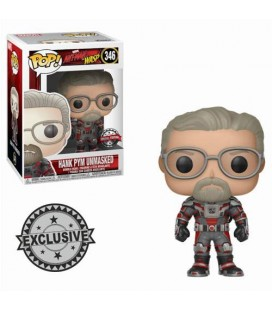 Pop! Hank Pym Unmasked Limited Edition [346]