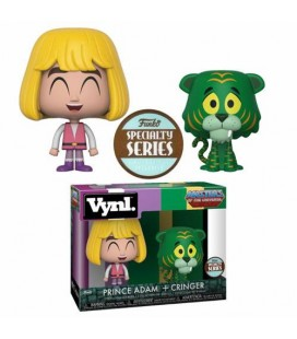 Vynl. prince Adam & Cringer Specialty Series