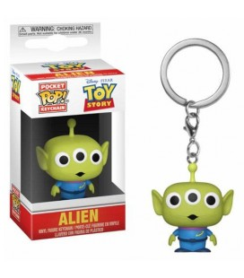 Pocket Pop! Keychain - Alien