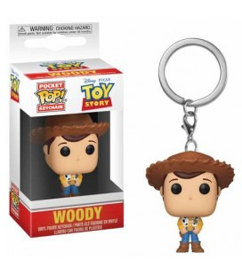 Pocket Pop! Keychain - Woody
