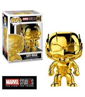 Pop! Ant-Man chromée MS 10TH [384]