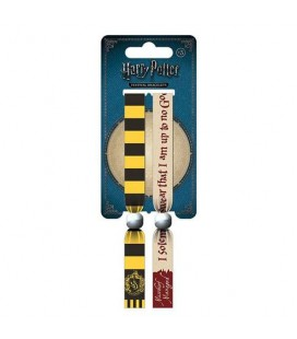 Pack 2 bracelets Festival Hufflepuff