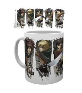 Mug Characters