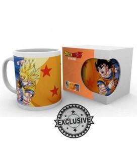 Mug Son Goku Exclusivité