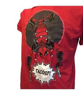 TShirt Tacos?! Deadpool Edition Limitée