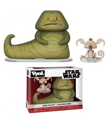 Vynl. Jabba The Hutt & Salacious Crumb