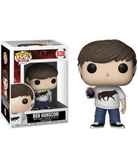 Pop! Ben Hanscom [538]