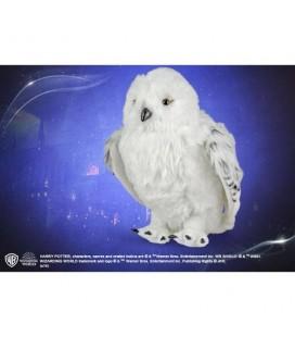 Peluche Hedwige Collector - Noble Collection