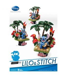 Diorama Stitch