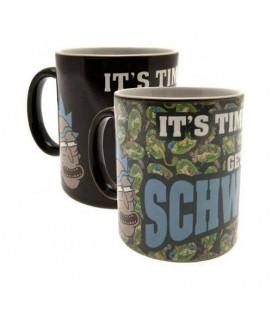 Mug Get Schwifty Thermoréactif