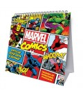 Marvel Comics Calendrier de bureau 2019